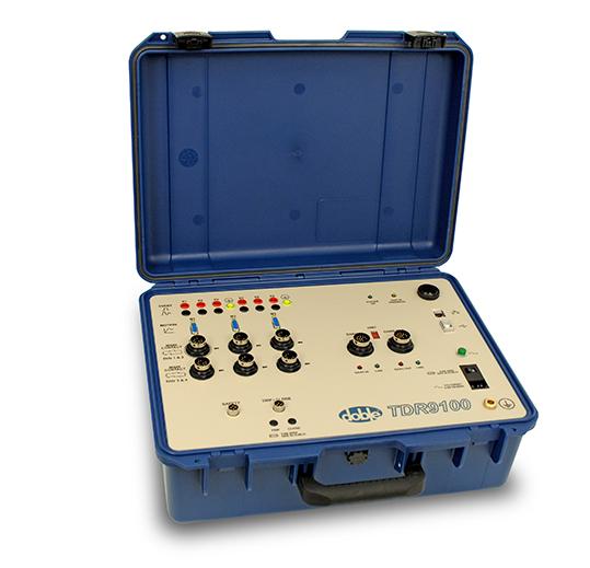 開關斷路器測試設備 Doble TDR9100