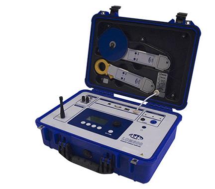 避雷器洩漏電流測試器 Doble LCM500