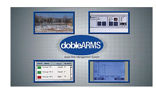資產管理系統 Doble ARMS
