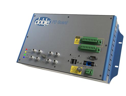 部分放電連續監測系統 doblePRIME PD-Guard